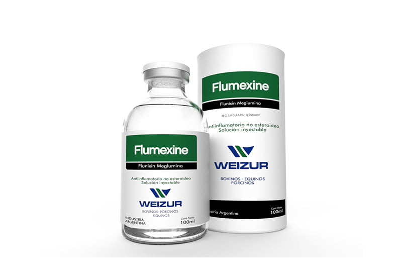 antiinflamatorio-flumexine-flunixindemeglumina
