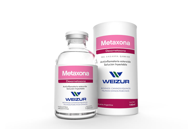 antiinflamatorio-metaxona-dexametazona