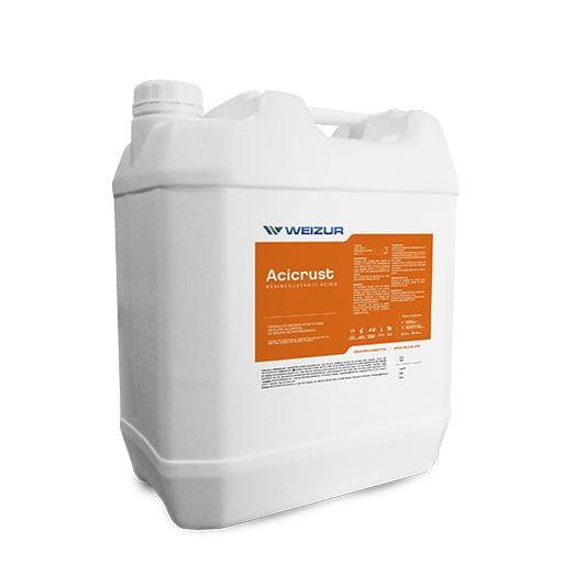 acicrust detergente desincrustante acido