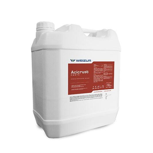 detergente-desincrustante acido
