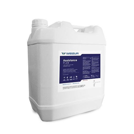 assistanceplus limpiador alcalino