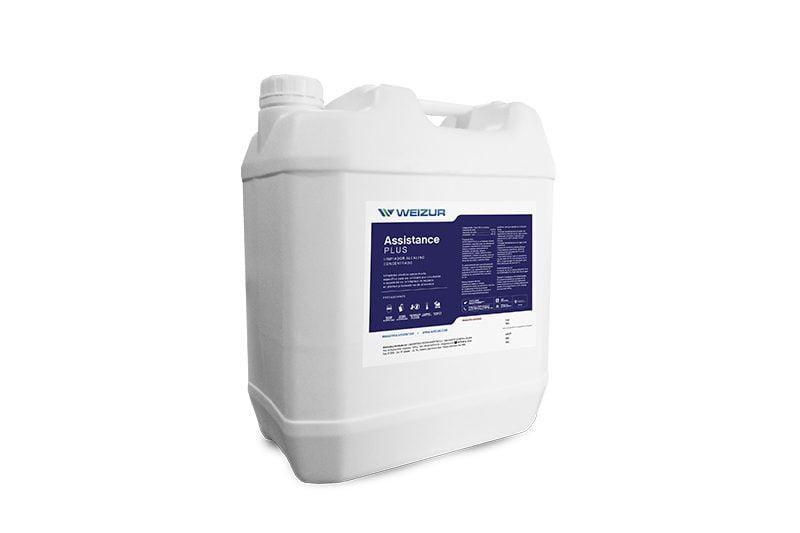 assistanceplus-limpiador-alcalino-cloradoliquido-higieneindustrial-weizur