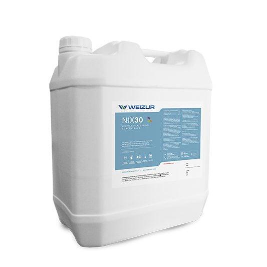 nix30-limpiador-alcalino-concentrado-Hidróxido de potasio-Hidróxido de sodio