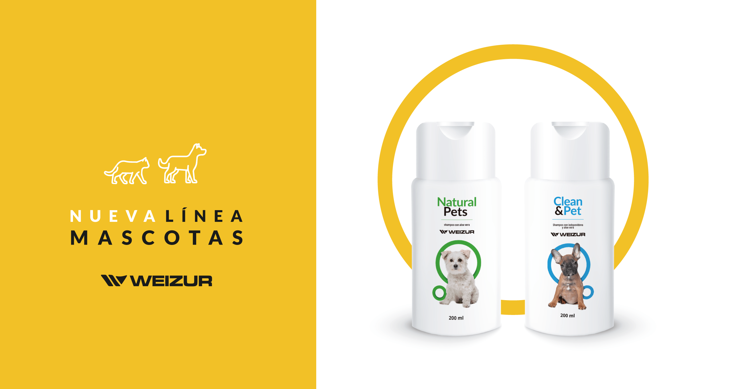 shampoo para perros y gatos